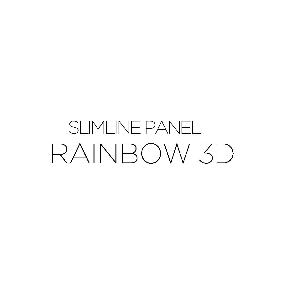 RAINBOW 3D-10